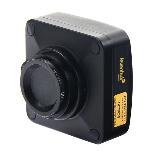 Levenhuk T310 Ng Digital Camera 3Mpx For Telescope Video Recording With Software