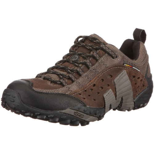 Merrell Men's Intercept Urban Espresso/Dark Shadow Lace Up J75353 7 UK