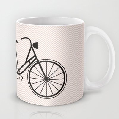 Society6 - Tandem Coffee Mug By Mr And Mrs Quirynen