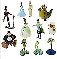 Big Sale Best Cheap Deals Disney Exclusive Princess Tiana Playset Princess and the Frog Figure Doll Set