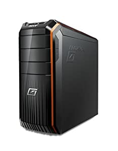 acer Aspire AG3610-A78F/G デスクトップPC ブラック AG3610-A78F/G