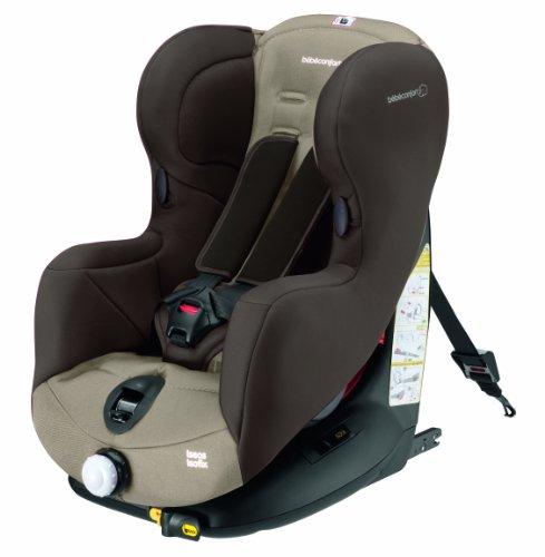 Bébé Confort Seggiolino auto Iseos Isofix Gruppo 1 (9-18kg), Walnut Brown