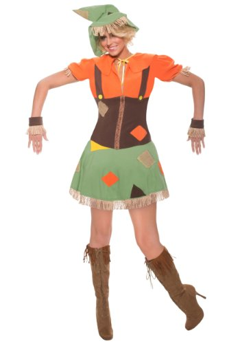 Fun Costumes Women's Scarecrow Costume