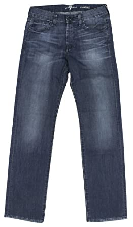 7 For All Mankind Mens Standard Straight Leg Jeans by 7 For All Mankind