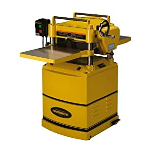 powermatic 15 inch planer