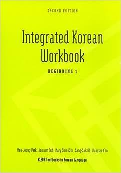 integrated korean beginning 1 pdf