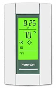 HONEYWELL TL8230A1003 Thermostat Electric Heat Digital 7 day programmable