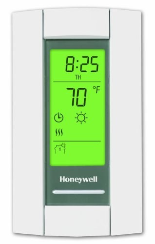 HONEYWELL TL8230A1003 Thermostat Electric Heat Digital 7 day
