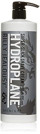 BILLY JEALOUSY Hydroplane Super-Slick Shave Cream 1 l