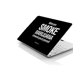 Weed Laptop Skin Decal #PL1356