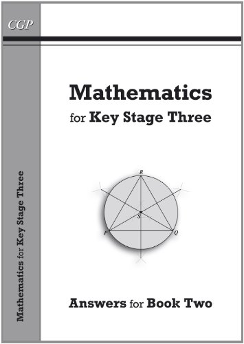 Mathematics for KS3, Answers for Book 2