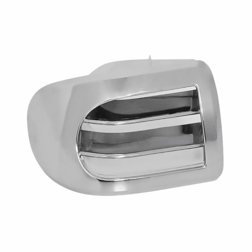 Grand General 67790 Plastic Chrome Driver Side Dash De-Mist A/C Vent for Freightliner Cascadia (Freightliner Cascadia Dash compare prices)