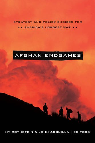 Afghan Endgames: Strategy and Policy Choices for America's Longest War (South Asia in World Affairs Series)