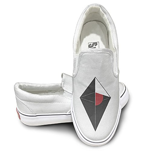 OOONG Adventure Survival Video Game Casual Slip On Fashion Sneaker
