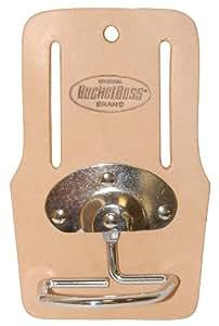Bucket Boss 55127 Swinging Hammer Holder, - Saddle Leather