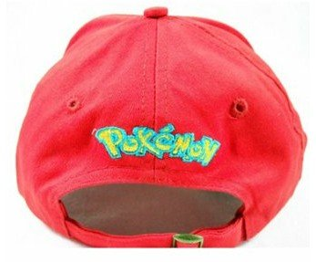 Nintendo-Pokemon-Ash-Ketchum-Cap-Embroidered-Hat-One-Size-C