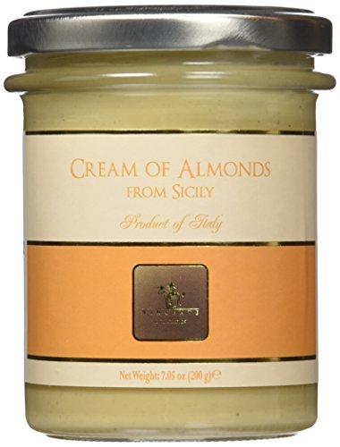Vincente Sicilian Cream of Almonds Nut Spread, 7.05 Ounce (Cream Nut compare prices)