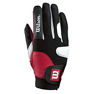 Buy Wilson Red Zone Racquetball Glove by Wilson