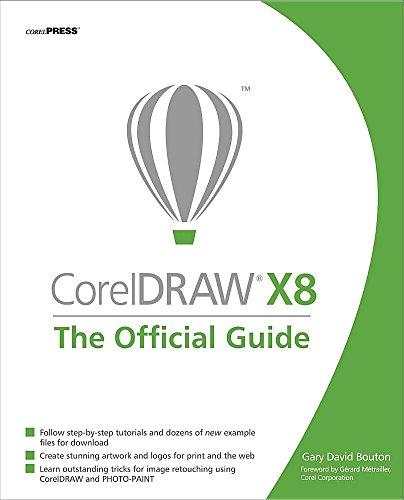 CorelDRAW X8: The Official Guide (Corel Draw Books compare prices)