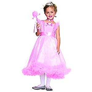 Petal Pink Princess Halloween Costume - Child Size Large 10-12