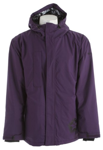 Sessions Evolution Ski Snowboard Jacket Purple Mens Sz XL