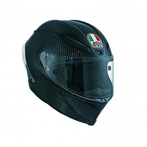 AGV-J6001A4DW002-Casco-Pista-GP-E2205-Solid-W-Grigio-Carbon