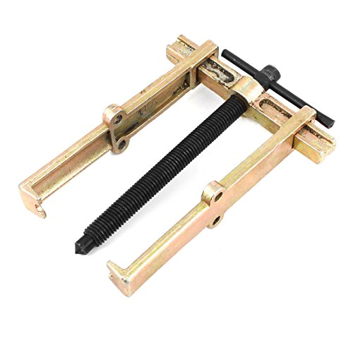 Bearing Puller Material : Brass tone scooter motorcycle gear bearing two claws