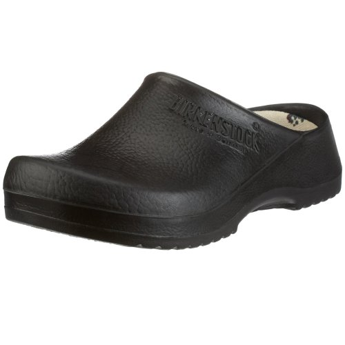 Birki Unisex - Adults Super Clogs  &  Mules black EU 36