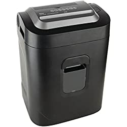 Royal MC1205 12-Sheet Micro-Cut Paper Shredder - Silver