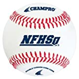 Champro CBB-HSJB Baseballs (1 Dozen) NFHS Specifications