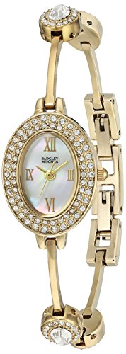 badgley-mischka-womens-quartz-metal-and-stainless-steel-dress-watch-colorgold-toned-model-ba-1360mpg