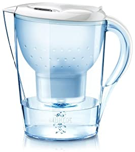 Brita 3.5L Marella Xl White Filter Jug S1713