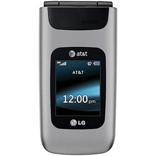 Click to buy LG A340 AT&T Cell Phone / No Contract Ready To Activate On Your AT&T Service - From only $249.99