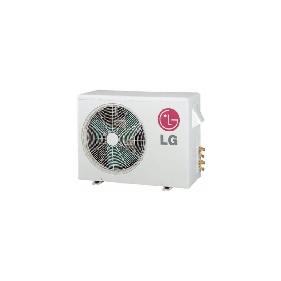 LG LMU247HV 24,000 BTU Class Multi System Ductless Split Outdoor Unit with 26,400 BTU Heat Pump