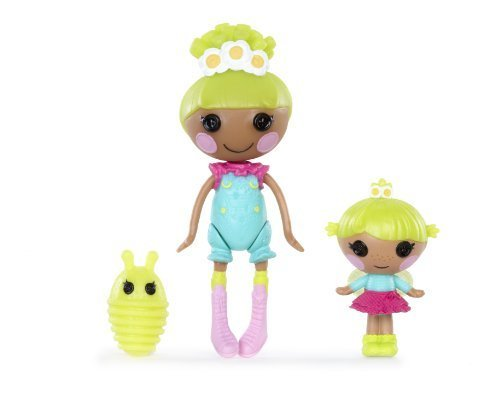 Lalaloopsy Mini Littles Doll, Pix E. Flutters/Twinkle N. Flutters by Lalaloopsy TOY (English Manual)