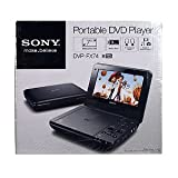 Sony Portable DVD Player - DVP-FX74
