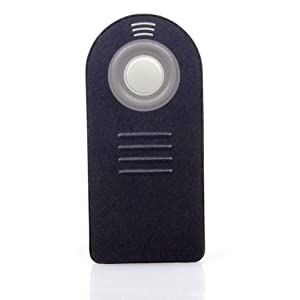 RC-6 IR Wireless Remote Control For Canon 5D II/7D/550D/500D