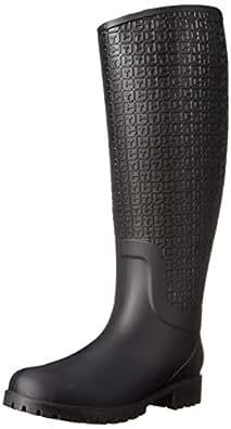 Tommy Hilfiger Women's Raindrop Rain Boot | Amazon.com