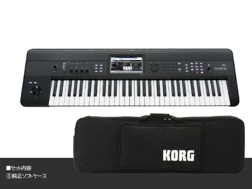 KORG コルグ KROME-61 (専用ソフトケース付き) 61鍵盤
