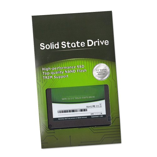 90GB SATA 3 III SSD Solid State Drive Certified for the HP Pavilion a6350z Series (CTO) by Arch Memory