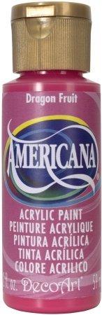 DecoArt Americana Acrylic Paint, 2-Ounce, Dragon