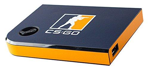 Steam Link Skin - CSGO Blue/Orange (Steam Sticker compare prices)