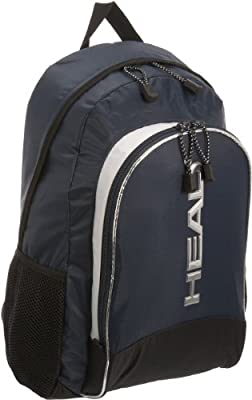Head Adult Sphinx Backpack, Navy/Silver from Head
