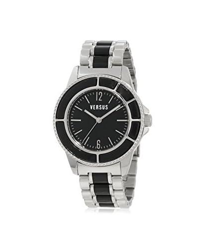 Versus by Versace Men's AL13LBQ809A999 Tokyo Black Stainless Steel Watch
