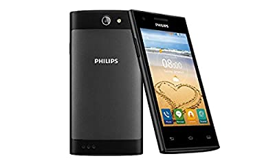Philips S309 (4GB, Black)