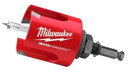 Milwaukee 49-56-9030 3-5/8 Diameter Hole Cutter food machinery cutter hole reamer series pitch diameter 3mm to 8mm diameter aperture 8