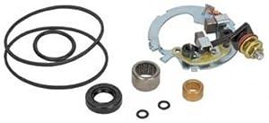 Starter Repair Rebuild Kit for Honda TRX250 Recon 229cc 1997-2001, TRX250EX Sportrax 229cc 2001-2008, TRX250TE Fourtrax Recon ES 229cc 2002-2007, TRX250TM Fourtrax Recon 229cc 2002-2007