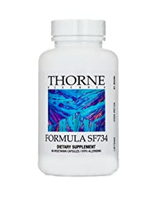 THORNE RESEARCH - Formula SF734 - 90ct [Health and Beauty]