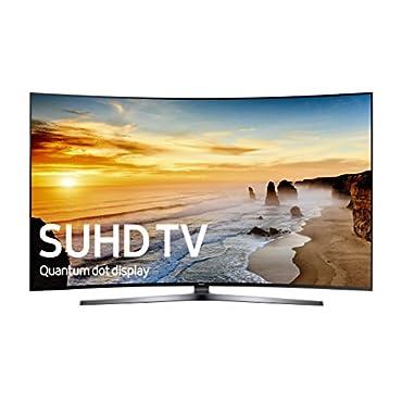 Samsung UN65KS9800 Curved 65 4K Ultra HD Smart LED TV (2016 Model)