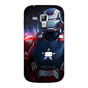 Loh Purush Neela Back Case Cover for Galaxy S Duos